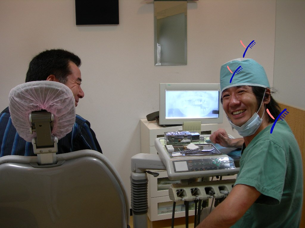 インプラント手術 前日までのお話し