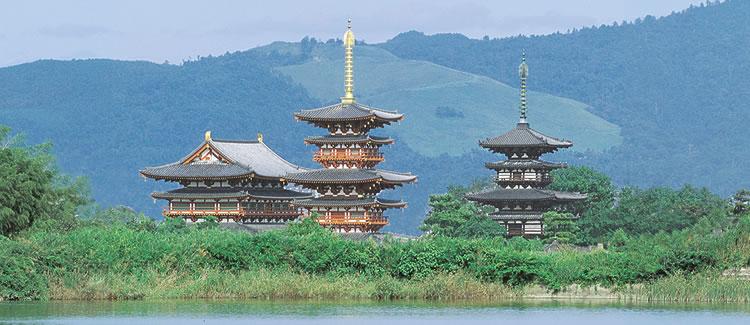 1月の旅  ?古都奈良