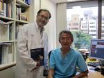 当院歯周病アドバイザー弘岡秀明先生のオフィスへ