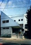 二つ棟の家