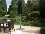 庭にバーベキューコーナーを作ります。