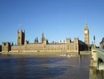 昨日のロンドン