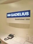 スウェーデンの輸入商社、ガデリウス見学