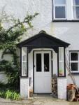 イギリスの家/玄関