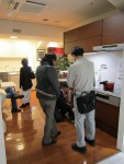 おとといは、N様と新宿のキッチンショールームに