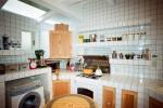 キッチンは「横引き換気扇」でスッキリと出来ます。