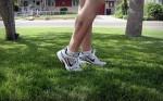 いろんな靴を履いて足に刺激を与えよう!