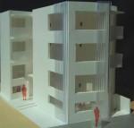 敷地面積の有効活用 高さ10mの都市型集合住宅(3)