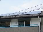 板橋区徳丸5丁目/太陽光発電3.912kw設置完了しました