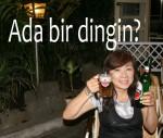 言語とは - Ada Bir Dingin? (冷たいビールありますか?)