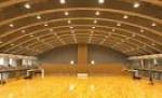 体育館の屋根が丸いのはなぜ?