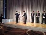 D098.三井不動産住宅リース様に表彰いただきました。