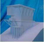建築模型を造ってみる