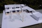 自家発電80%練馬Y-HOUSEプロジェクトの最終模型