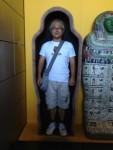 大英博物館 古代エジプト展 in 森アーツセンターギャラリー
