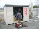 防災倉庫の管理ポイント
