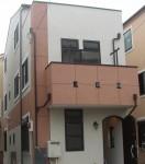 都心に建つ狭小地3階建住宅-3