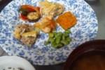 今日の夫と次女のお弁当の内容。愛してるよ。空気がだいぶ秋ら…