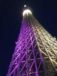 収穫大の東京出張。