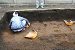 板橋区赤塚2丁目/縄文時代と思われる遺跡がでてきました!
