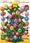 クリスマス子供英語教材児童英会話教材おすすめはすごろくビンゴ