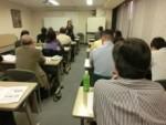 東京都内で「悪質商法の手口と対策セミナー」の講演を行ってきました
