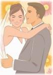 成婚おめでとう!