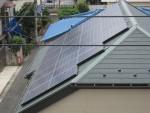 太陽光発電設置、深夜電力利用+キッチンのみガス利用、M様光熱費