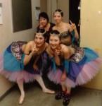 カナダからのダンスカンパニーOUROが公演します。7月17日(祝月)18:30町田市民ホールにて