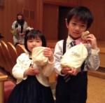 こどもの日:孫のピアノ発表会
