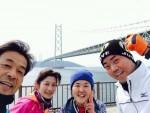 もうすぐ篠山マラソンです。
