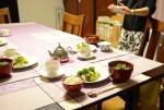 100%天然素材家庭料理!レッスンに生産者さんとの交流に盛りだくさんの10日間!!