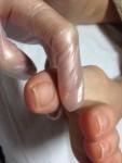 足の親指の爪が痛くなるんです・・