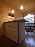 キッチン作業台を制作しました。 DIY