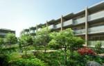 A133.ザ・パークハウス広尾羽澤、賃料決定。56平米25万円台から。