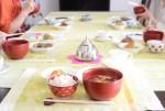 100%天然素材家庭料理!春野菜たっぷり、笑顔いっぱいの食卓♩