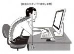 その首こり・肩こり・慢性疲労は、『IT猫背』が原因です!