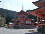 延暦寺へ行ってきました(3)東塔エリア