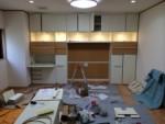 先日、福岡在住のお客様のご自宅に納品させて頂いた家具