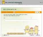 Big John Math (日本の子供のための英語教材)誕生秘話