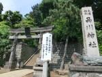 品川神社に行ってきました