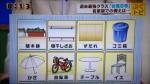 TBSテレビ「いっぷく!」に出演。家庭でできる強風対策