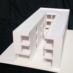 木造耐火建築物による都市型集合住宅計画