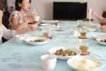 100%天然素材家庭料理!お魚に野菜にお肉におだしで笑顔がいっぱい♡