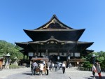 善光寺に行ってきました|長野県長野市