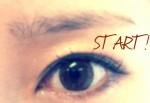 美しいナチュラル眉毛を描く方法
