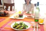 100%天然素材家庭料理!合わせ出しでポタージュ、意外な組合せで超絶美味なワイン前菜!