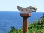 隠岐世界ジオパーク観光をしてきました(ジオバス その3 黒島と乳房杉)