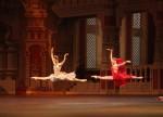 ミストラルバレエは本日お休みをいただきます。