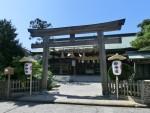 隠岐の島の街並みを散策してきました(2)神社巡り